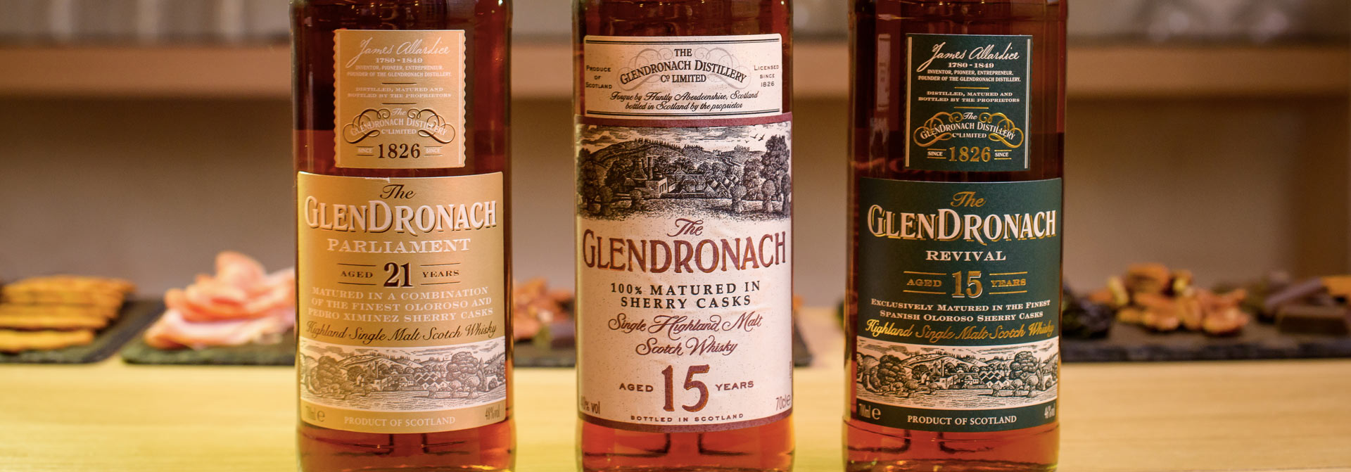 glendronach whisky tasting the tasters club ουισκι