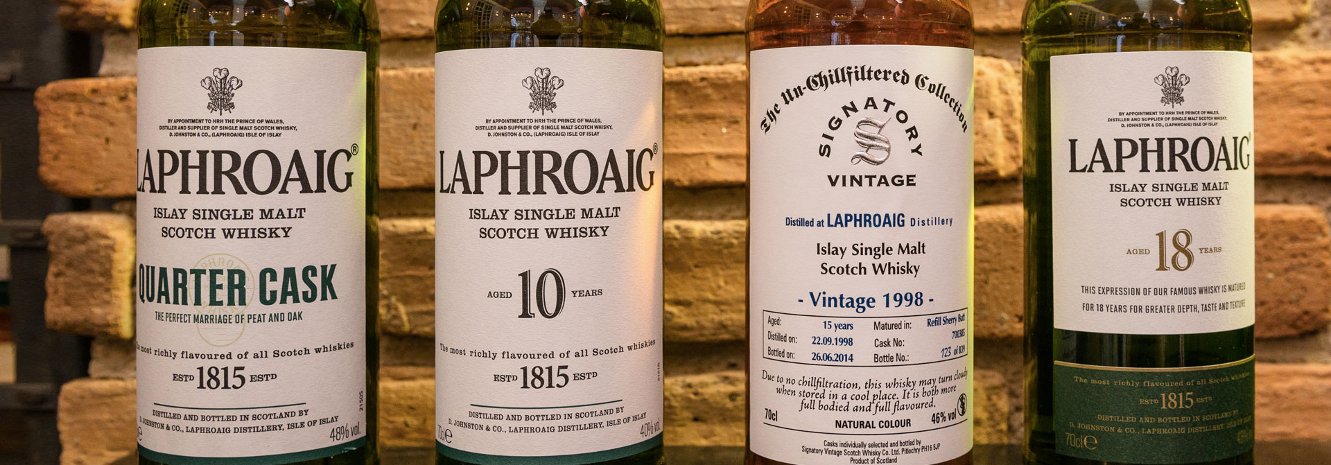 laphroaig whisky tasting the tasters club ουισκι