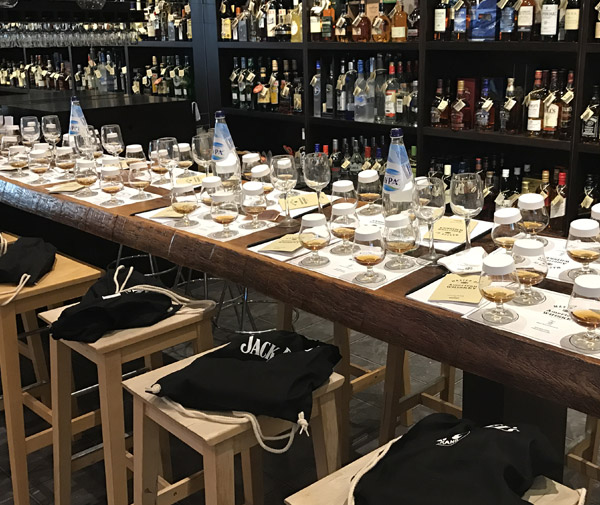 american whiskey workshop