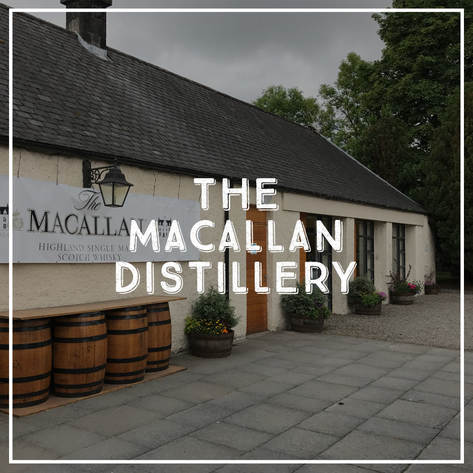 macallan distillery