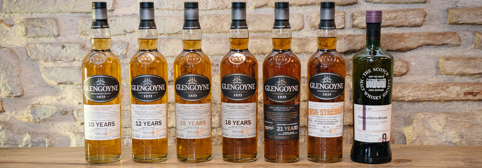 glengoyne the tasters club whisky tasting day