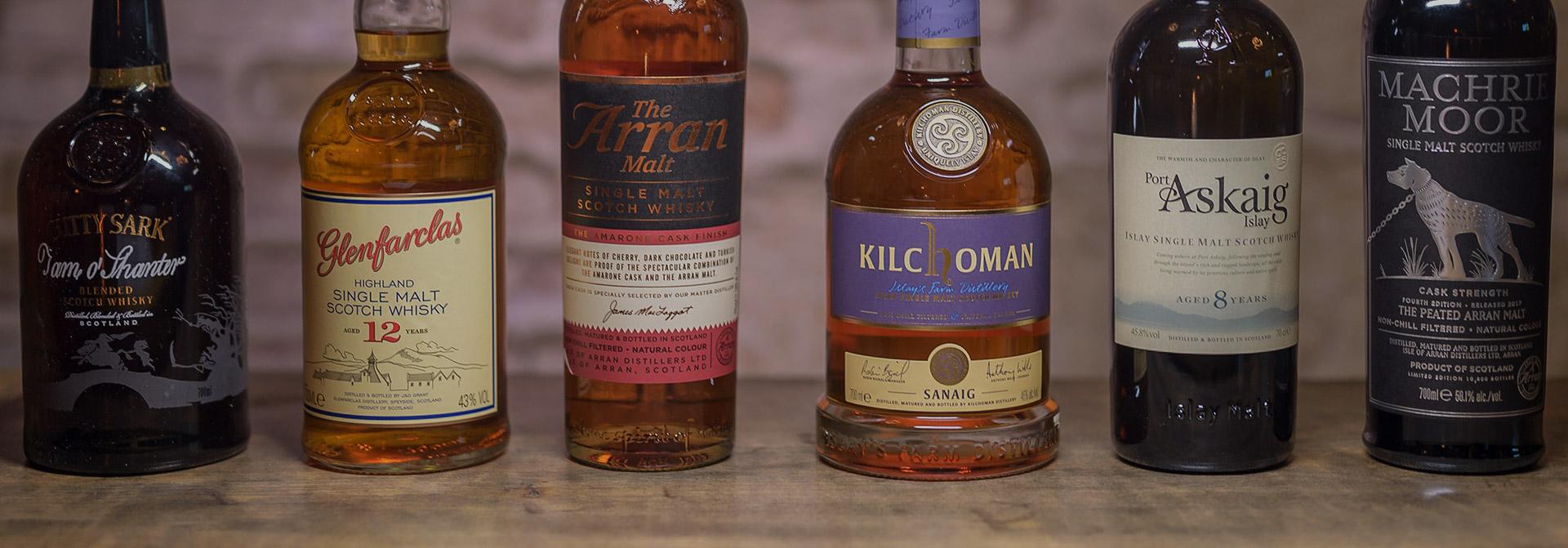 robert burns night 2019 the tasters club whisky tasting