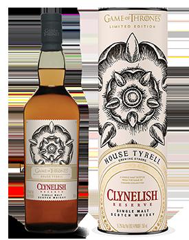 game of thrones clynelsih whisky