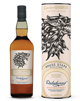 game of thrones dalwhinnie whisky