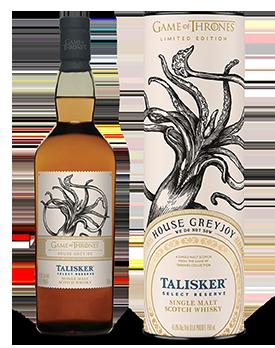 game of thrones talisker whisky