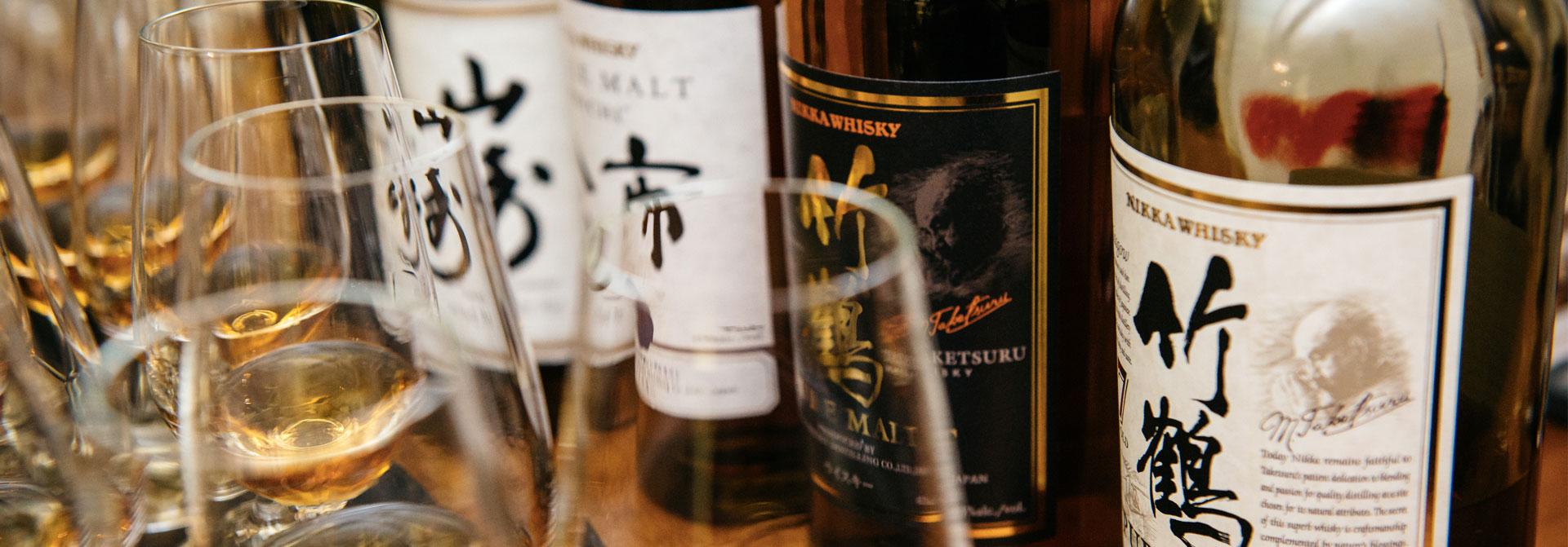 japanese whisky tasting the tasters club ουισκι