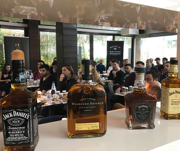 jack daniels workshop