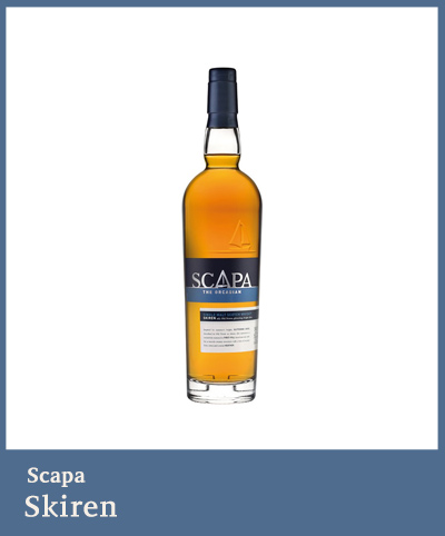 scapa orkney whisky single malt skiren