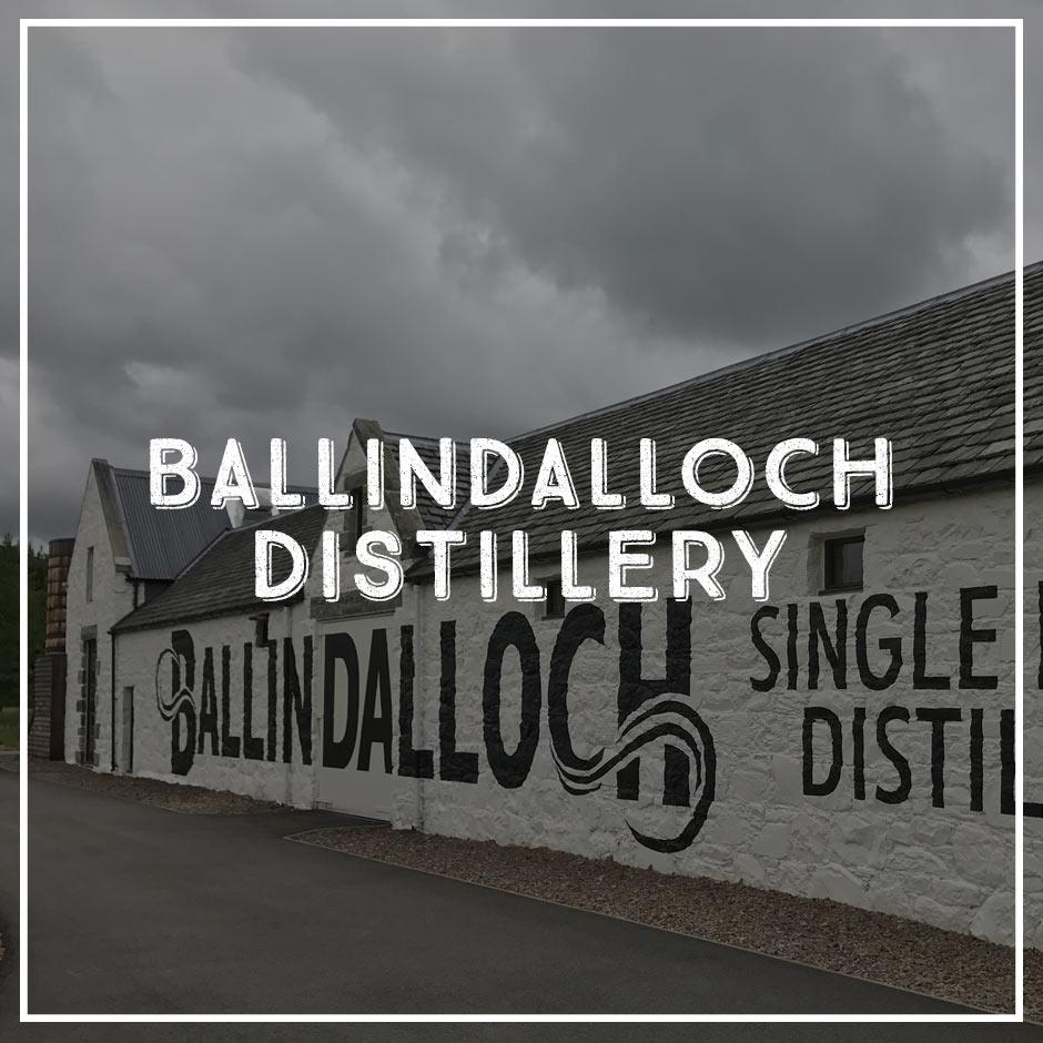 ballindaloch distillery