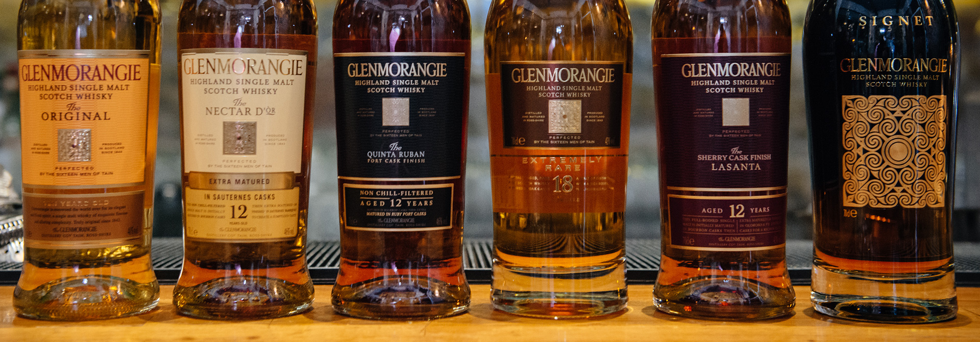 the tasters club tasting day glenmorangie whisky SQ bar
