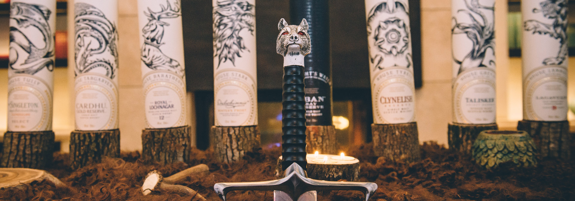 The Tasters Club The Game of Thrones Whisky Weekend Costa Navarino 2019