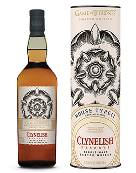 game of thrones clynelsih whisky