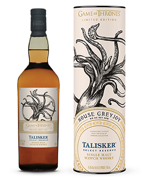 game of thrones talisker whisky