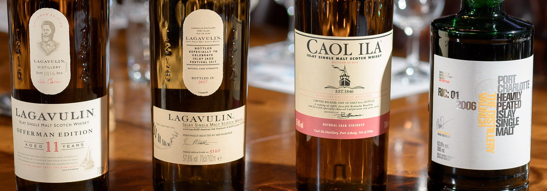 The Tasters Club Tasting Day 36 Islay whisky tasting lagavulin caol ila port charlotte