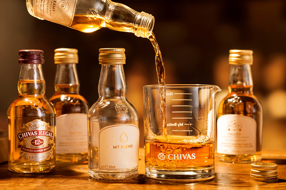 chivas the blend home edition by the tasters club