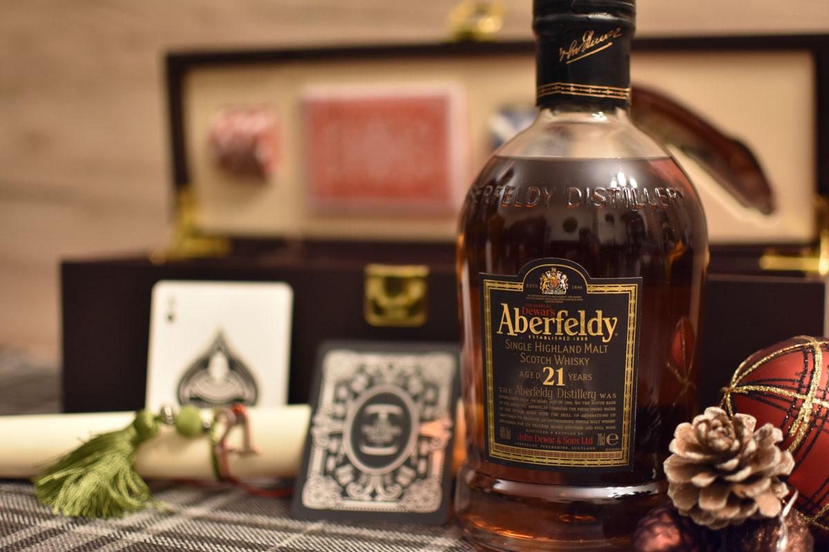The Tasters Club Tasting Day #45 21 years old whisky tasting aberfeldy 21