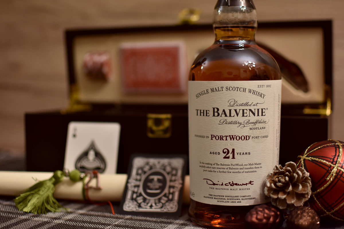 The Tasters Club Tasting Day #45 21 years old whisky tasting Balvenie 21 portwood