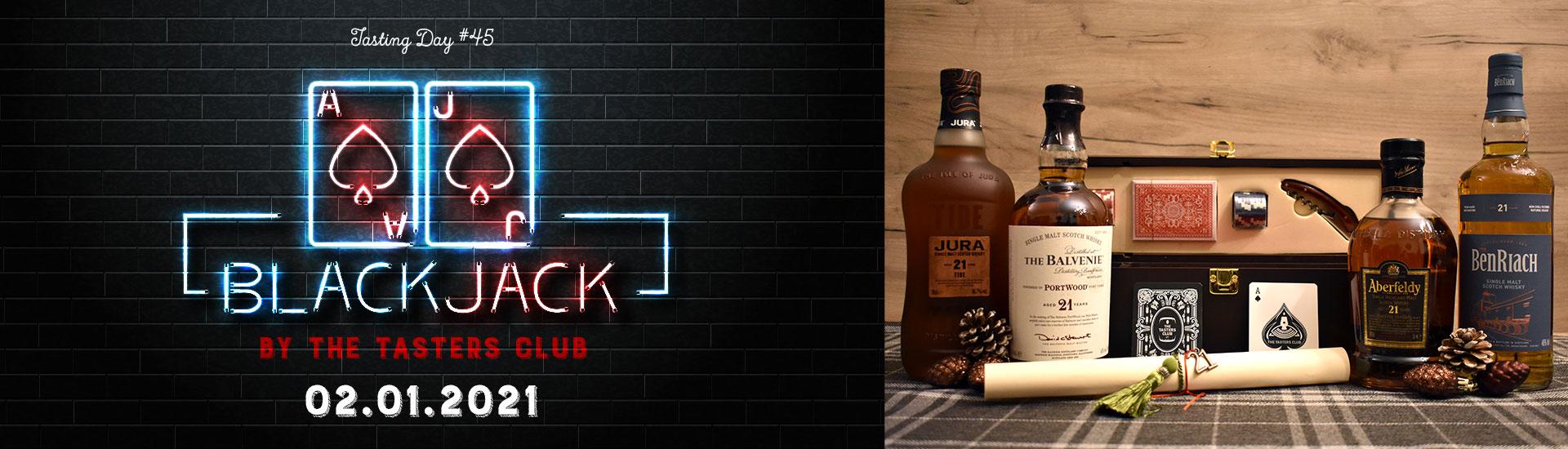 The Tasters Club Tasting Day #45 21 years old whisky tasting