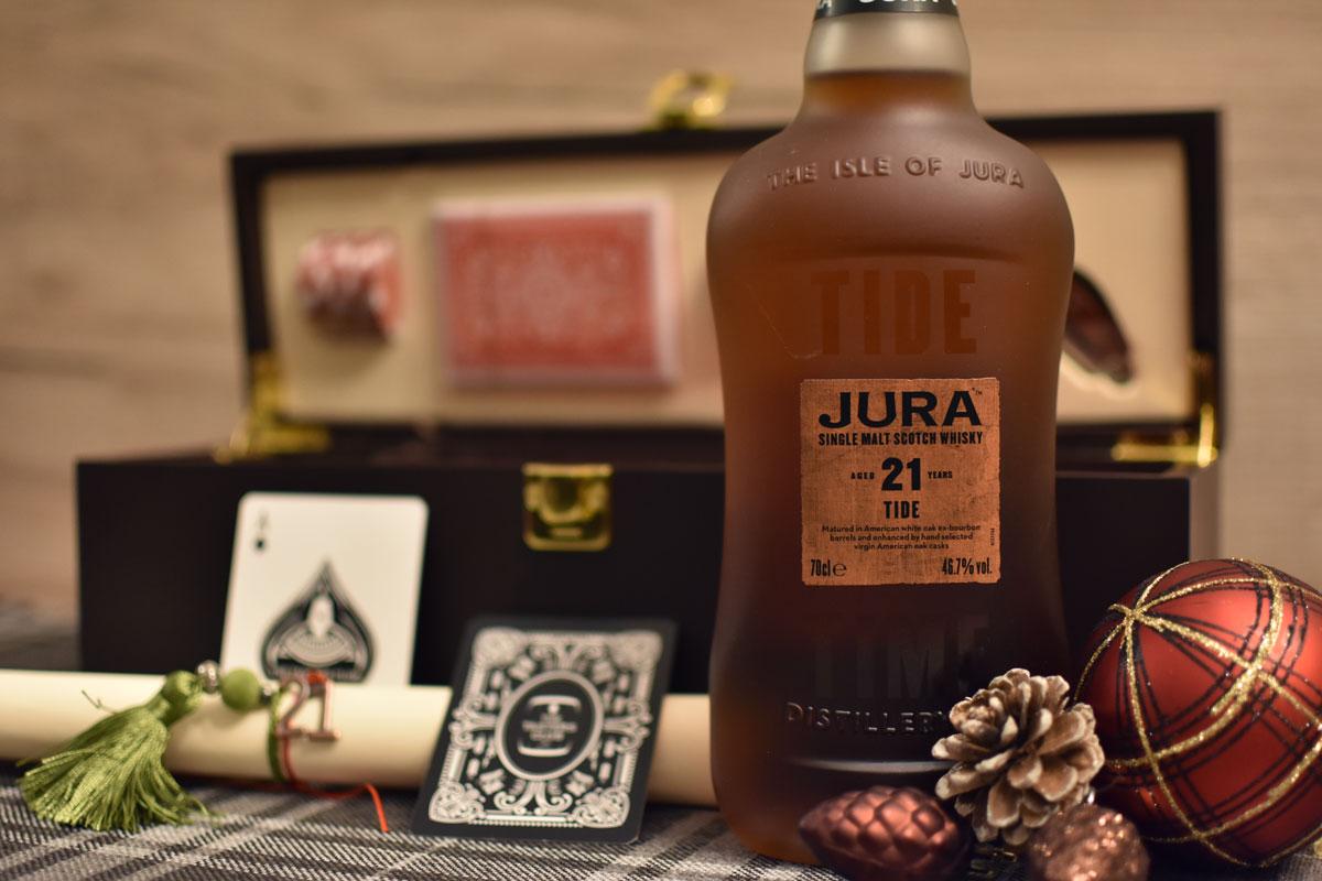 The Tasters Club Tasting Day #45 21 years old whisky tasting Jura 21 Tide