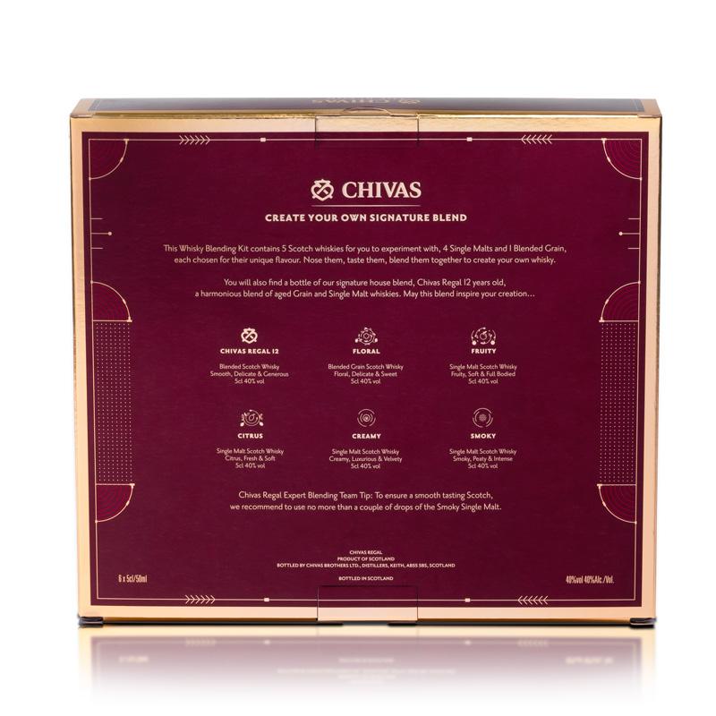 chivas the blend digital session the tasters club