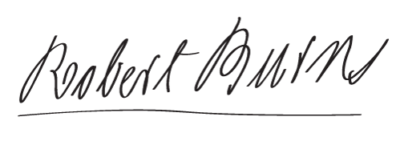 robert-burns-signature
